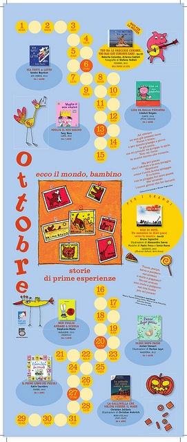 Calendario Nati per Leggere e Nati per Musica in Sardegna 2013: OTTOBRE