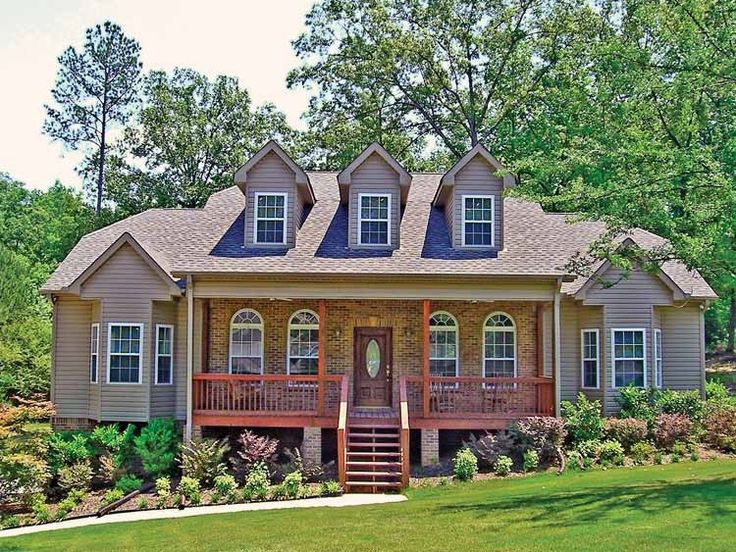 Country House Plan With 1994 Square Feet And 4 Bedrooms From Dream Home  Source | House. Southern Country HomesCountry Home DesignCountry ... Part 61