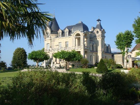 Hotel Chateau Grand Barrail  St. Emilion, France