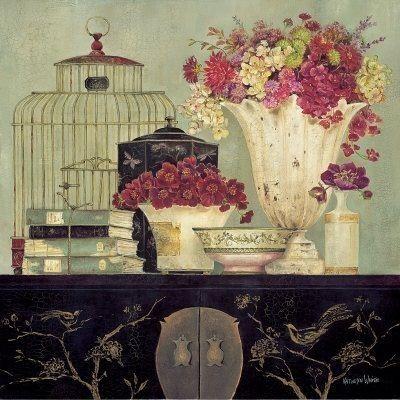Song Bird Bouquet (Kathryn White)