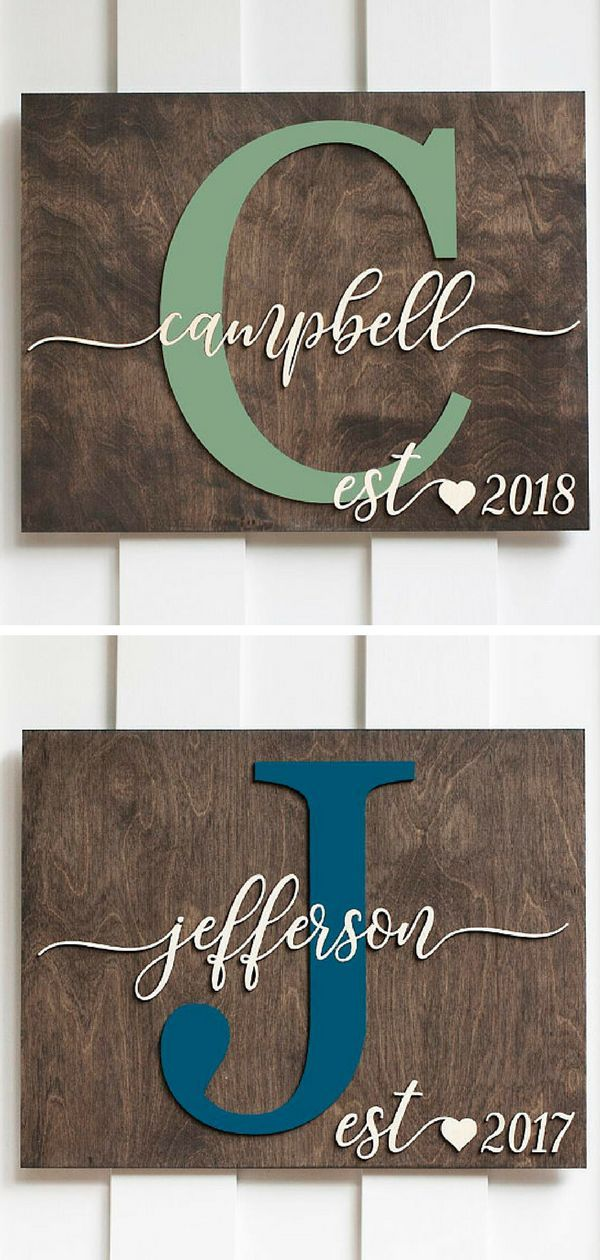 Small letters and numbers for Crafts and DIY word signs Wooden Est Date letters /& numbers Custom wood Est Date cutouts Custom date sign