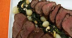 Bademli Dana Bonfile Tarifi | Nurselin Mutfağı Yemek Tarifleri