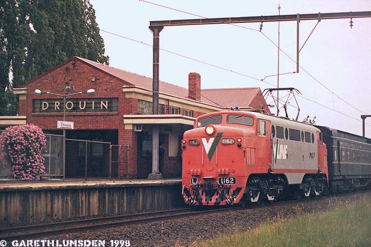June 9 - We Live Here -  Quiet country town of Drouin, Victoria, Australia.