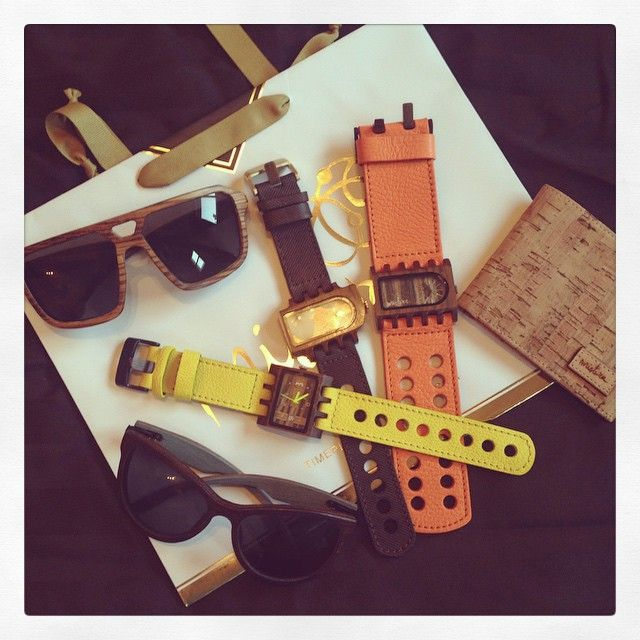 Retailers - Wooden Watches and Sunglasses