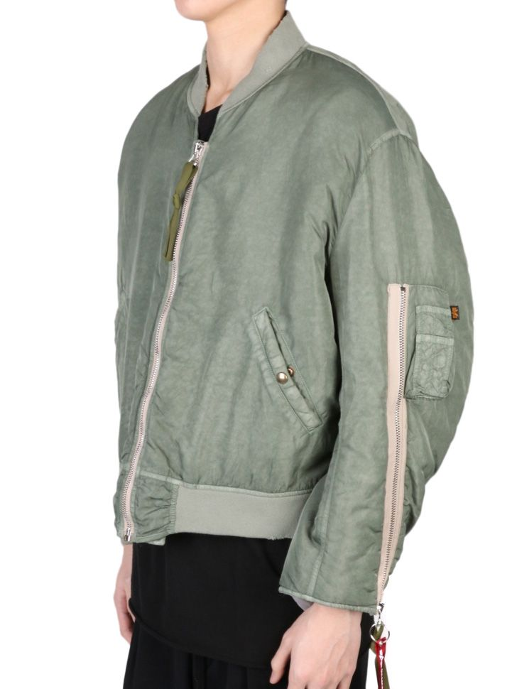 81132b3a2 Image result for alpha industries bomber jacket slam jam X 424 ...