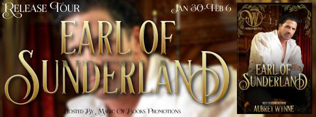 Here is what I read blog: EARL OF SUNDERLAND by Aubrey Wynne