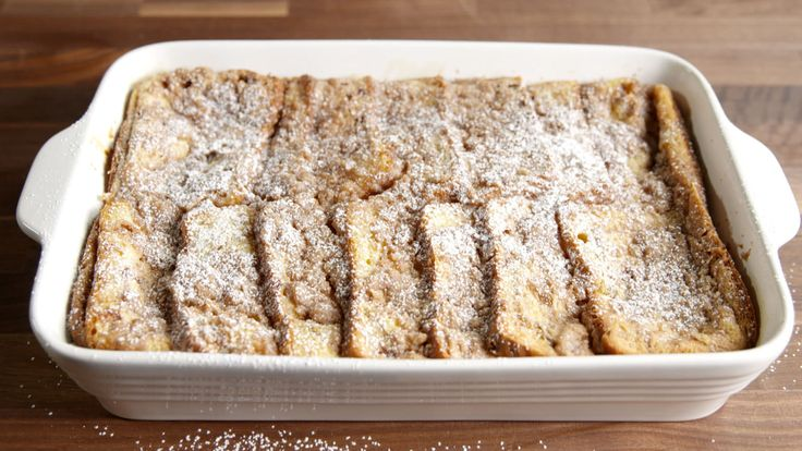 Cinnamon Swirl Bread Makes The Most Amazing French Toast