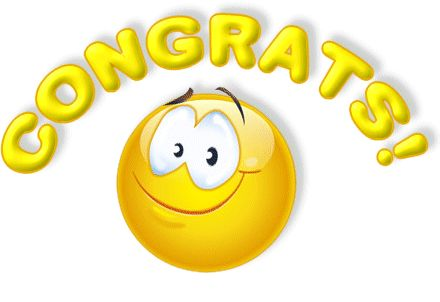 AnimatedImagePic.com - Image Congratulations 8 under category Congratulations. Animated Glitter Gif images for Birthday, Love, Friendship, Congratulations, Sorry, Good Morning, Good Night, Thanks and many other categories.