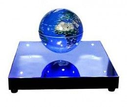 Floating Globes - Cool Gadgets http://rosie2010.hubpages.com/hub/Gift-Ideas-for-Men-2011-Under-100