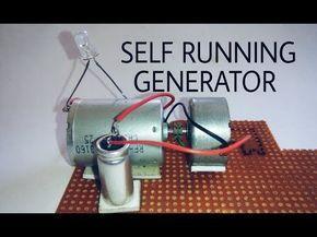 Free Energy Generator requiring Zero Electricity for field power: 100% Genuine - YouTube