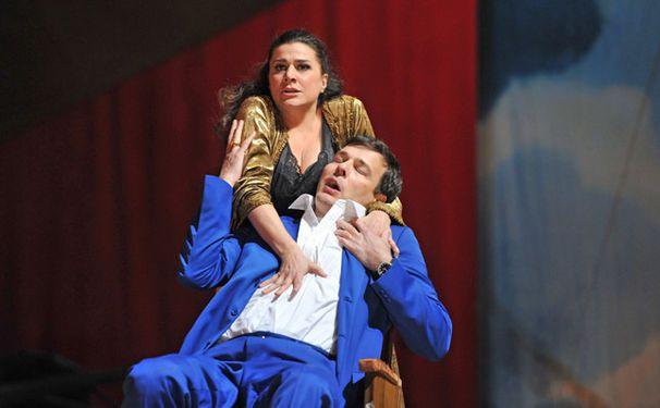Cecilia Bartoli and Andreas Scholl, Salzburger Festspiele 2012