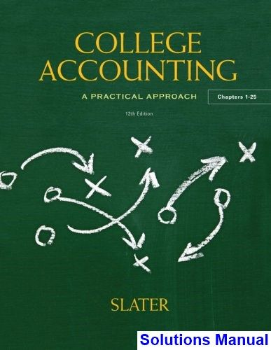 Practical Accounting 1 Book