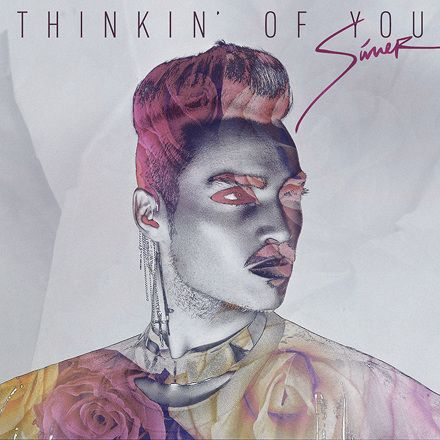 "Official cover from Sinner's brand new music single ""Thinkin' Of You"".  http://youtu.be/RgJCeehx6j8  #sinner #thinkinofyou #music #pop #ballad"