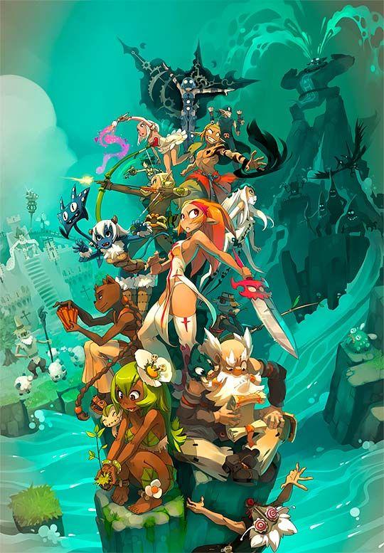 Ilustración. Personajes para videojuegos de GUEUZAV : ColectivoBicicleta | Revista digital /Artes visuales. ilustración y diseño Colombia y Latinoamerica