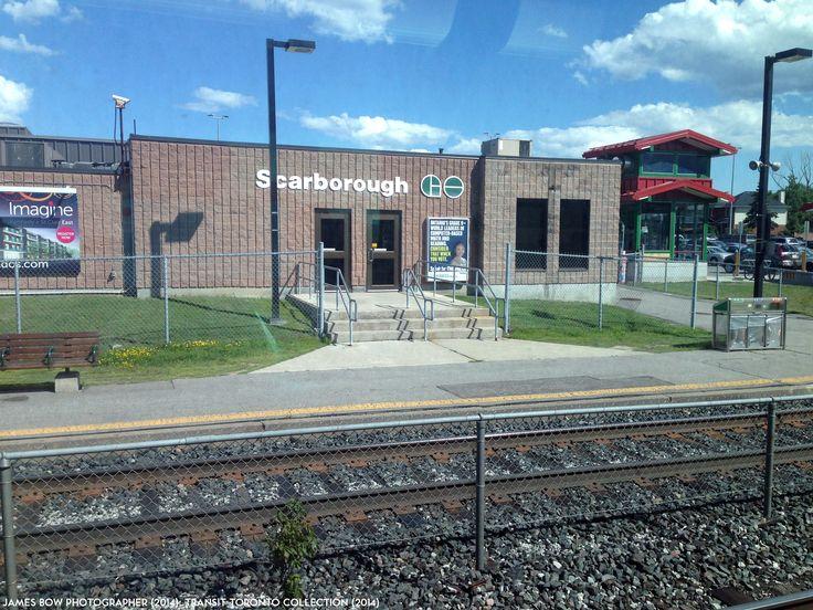 Scarborough GO Station