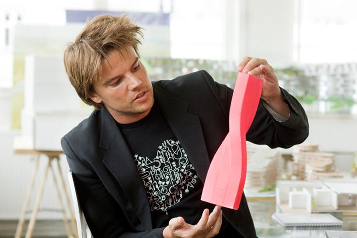 Architect Bjarke Ingels shares his philosophy on the design process