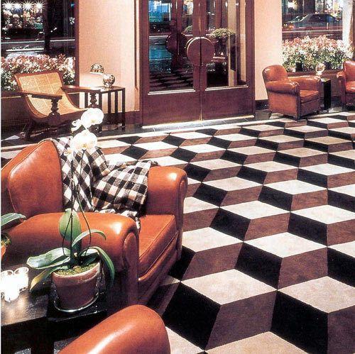 Retro Linoleum Kitchen Flooring: 21 Best Home Dreams Vintage Linoleum Images On Pinterest
