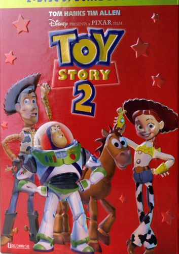 Disney Toy Story Two 2 Disc Special Edition DVD D9