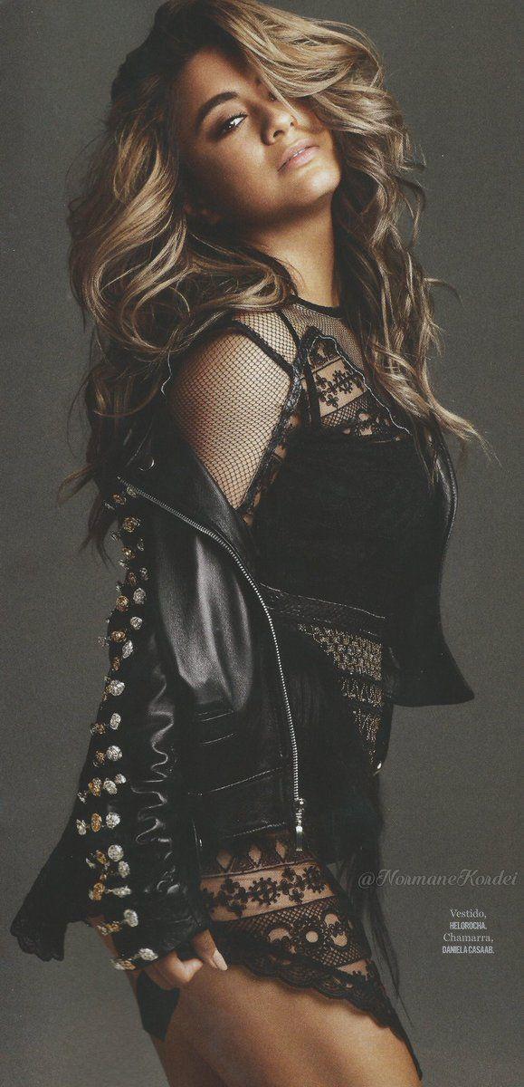 Fifth Harmony Cosmopolitan Ally Brooke