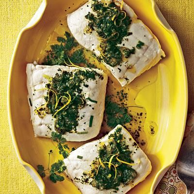 300-Calorie Dinners | Weeknight Dinners | Pinterest | Recipes, Halibut and 300 calorie dinner