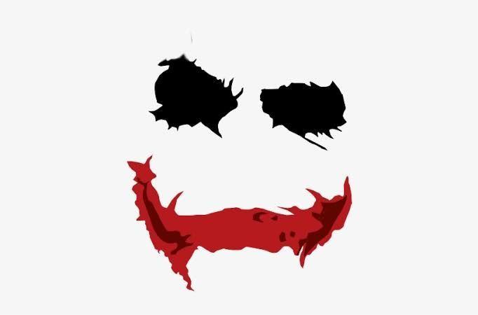 Joker Png Lips Joker Face Unicorn Pictures To Color Joker Halloween Makeup