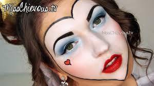 queen of hearts costume make up child - Google zoeken