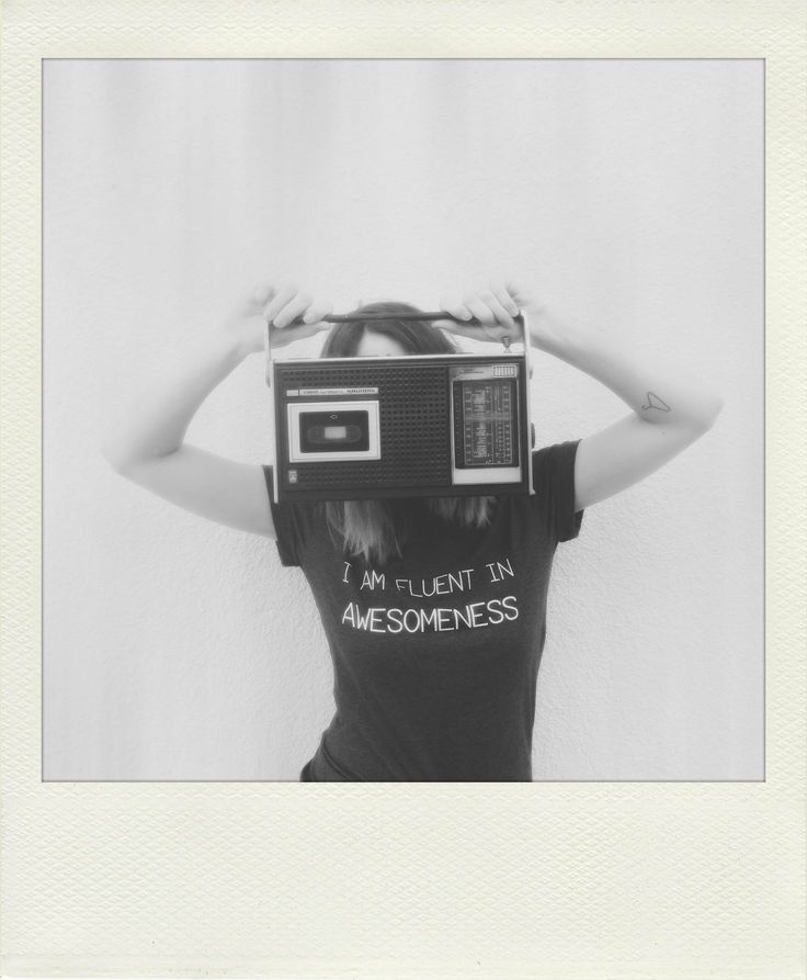 retro polaroid pic,,, MC86 slogan t shirt - I AM FLUENT IN AWESOMENESS .... buy it now => https://www.micot.eu