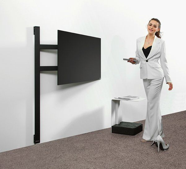 Wissmann Raumobjekte - TV-holder solution art121