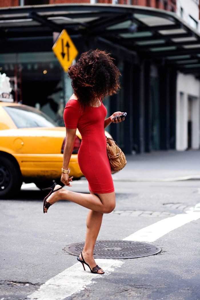 Red on the Street
