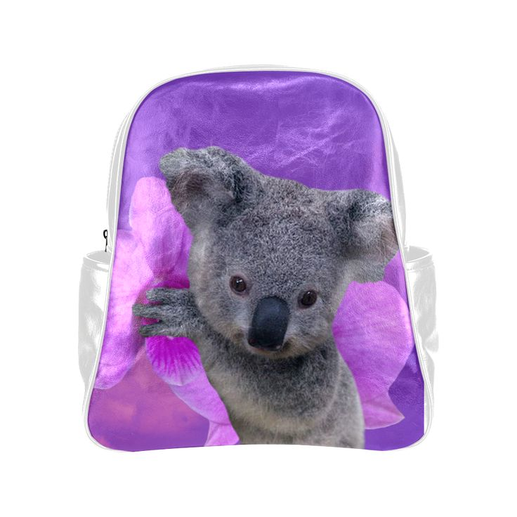 Koala Multi-Pockets Backpack FREE Shipping. FREE Returns. #lbackpacks #koala