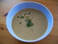 Weil eine kalte Suppe im Sommer sooooooooo lecker ist gab's heute wieder einmal vegane Kartoffel-Creme.  http://schatzwaskochichheute.blogspot.co.at/2014/07/vegane-kartoffelcreme-japan.html  Laß es Dir schmecken :-)    #vegan #kartoffeln #suppe #sommer #rezepte #bio #regional #saisonal #schnittlauch #knoblauch #miso #gemuesesuppe