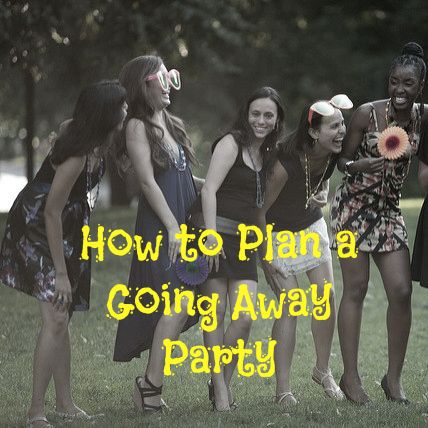 Saying goodbye to a friend or loved one who's moving away can be difficult to do. Rather than send them away on a solemn note, why not celebrate this new chapter in their lives with a going away party? Parties–no matter what type–are [...]