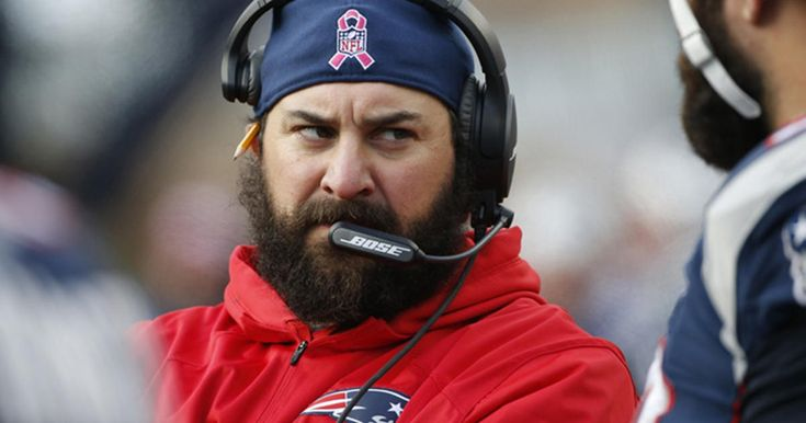Patriots Defensive Coordinator Matt Patricia addresses the media during his conference call on Monday, January 11, 2016.