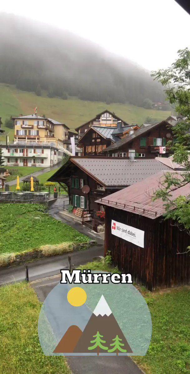نواف صالح العنزي On Twitter المكان سويسرا الزمان الأحد التاريخ 2019 07 28 الوقت 12 07 الحرارة 12 الوصف قرية Murren من أجمل الق