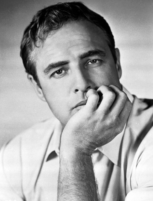 Marlon Brando...at a younger time.
