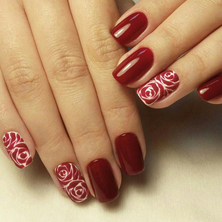 Mejores 15 imágenes de Tırnak Süsleme Nail Art en Pinterest | Arte ...