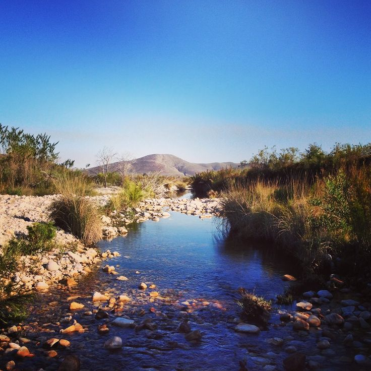 Die Gobos - a place to picnic and enjoy what nature has to offer!