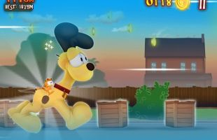 Garfield's Wild Ride by MyPlayCity  Exclusive Giveaway Club and MyPlayCity  offer: no third-party ads and browser add-ons! Hurry and grab this game for FREE now
