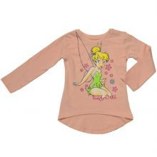 Tricou ML Tinker Bell - roz/imprimeu