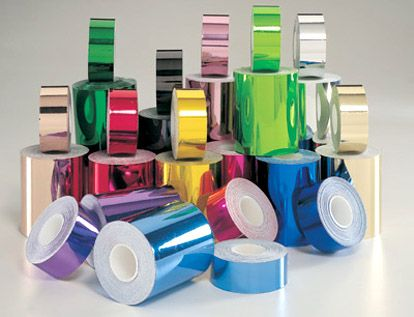 Mirror tape for wedding decor from TheBandHall.com