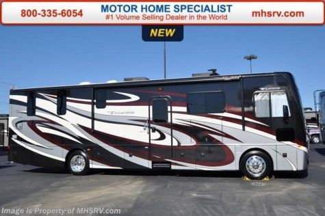 New 2016 Fleetwood Excursion 35E Diesel Pusher Bunk RV for Sale at MHSRV.com For Sale by Motor Home Specialist available in Alvarado, Texas