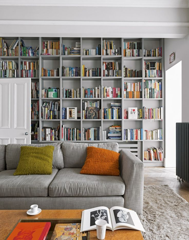Wall Of Bookshelves best 25+ bookcase wall ideas only on pinterest | bookcases, book