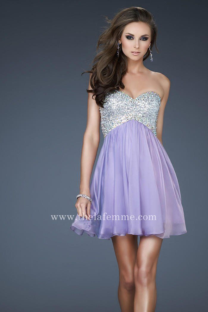 51 best short prom dress images on Pinterest | Party wear dresses ...