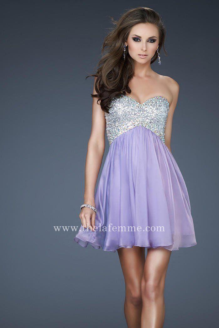 51 mejores imágenes en short prom dress en Pinterest | Vestidos de ...