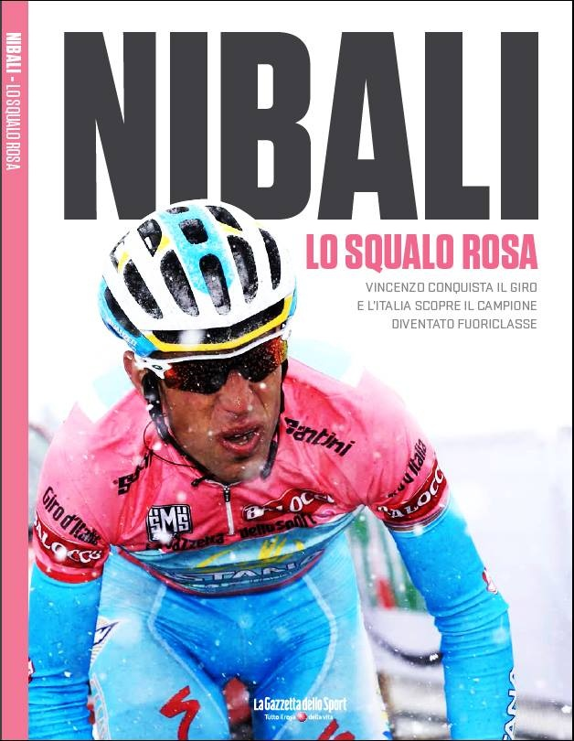 Vincenzo Nibali and the conquest of Giro d'Italia 2013: an exclusive book with original images and emotions never described!  Via Giro D'Italia.  #socialpeloton #giro #bicycling.