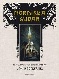 Nordiska gudar (inbunden). 180 kr