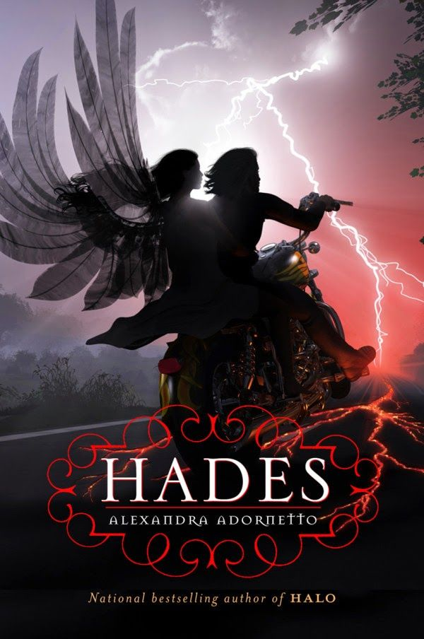 HADES,SERIE HALO, ALEXANDRA ADORNETTO http://bookadictas.blogspot.com/search?updated-max=2014-07-20T02:45:00-04:30