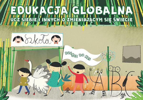 """Scenariusze, materiały i gry o edukacji globalnej strona tematyczna Ośrodka Działań Ekologicznych """"Źródła"""""""