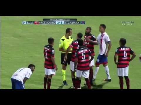 Atletico Goianiense vs Itumbiara - http://www.footballreplay.net/football/2017/02/13/atletico-goianiense-vs-itumbiara/