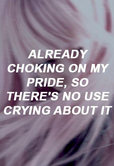 Halsey / Castle lyrics